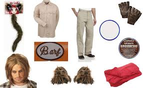 wilfred costume barf costume diy guides for