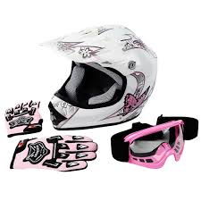 childs motocross helmet white pink butterfly youth motocross helmet birdy u0027s scooter u0027s