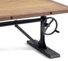 pittsburgh crank sit stand desk spectacular idea crank desk lift adjustable height base for standing
