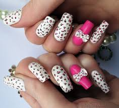 3d bow nails