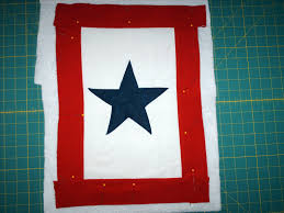 29 Star Flag Michele Bilyeu Creates With Heart And Hands Making A Blue Or