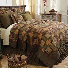 Primitive Home Decors by Rustic Bedding And Cabin Bedding U2013 Ease Bedding With Style