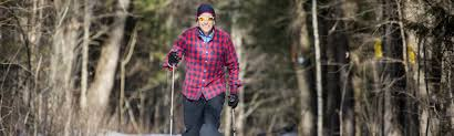 cross country ski lake champlain region
