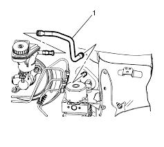 repair instructions clutch master cylinder reservoir hose