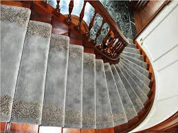 spiral staircase carpet treads u2014 farmhouse design and furniture
