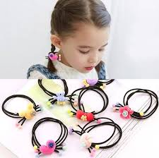 hair rings buy images Buy elastic rubber hair bands girls children cartoon elastic hair jpeg