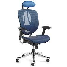 desk chair with headrest samsonite zurich mesh office chair w headrest 51172 mesh office