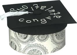 graduation boxes 31 best graduation party card boxes images on