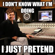 Audio Engineer Meme - digital mixers win the qsc touchmix 16 late bloomer