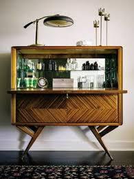 Victuals Bar Cabinet Sadie Drink Table Crates Barrels And Bar