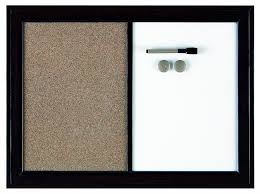 cork boards dry erase boards