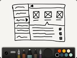 sketching your way to a mobile ux design uxmatters