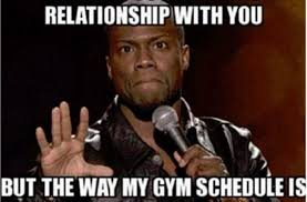 Gym Relationship Memes - gym schedule funny pictures quotes memes funny images funny