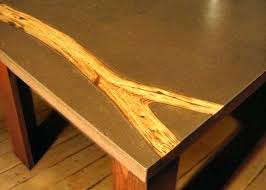 best wood for table top concrete table tops letsclink com