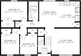 1100 square feet floor plan sq ft house in ca plans square feet floor plan four