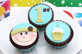 baby s 1st birthday cupcakes goodtoknow