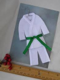 karate christmas ornaments ornaments pinterest christmas