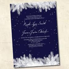 winter themed wedding invitations beautiful winter wedding invitations criolla brithday wedding