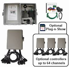 christmas light show packages showtime central starter package