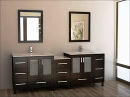 bathroom wonderful 44 inch bathroom vanity black double sink