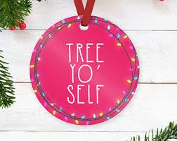 yo yo ornament etsy
