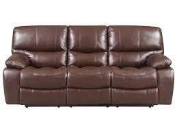 Electric Reclining Leather Sofa Leather Italia Usa Presidential Hstead Power Reclining