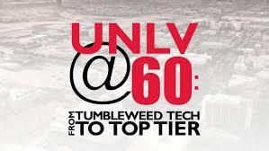 exhibit celebrates 60 years of unlv history unlv university