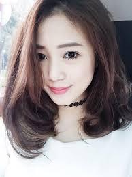 waivy korean hair style seven korean types of short shoulder length wavy hair for summer