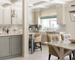 white kitchen cabinets with grey walls cream colored kitchen cabinets with white appliances cream cabinets