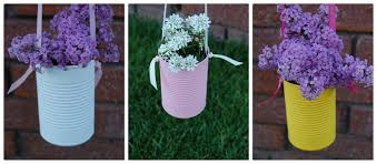 Tin Flower Vases Whatever Dee Dee Wants She U0027s Gonna Get It Painted Tin Can Vases