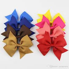 ribbons and bows ribbed ribbons bows bowknot hairpin baby clip kids children