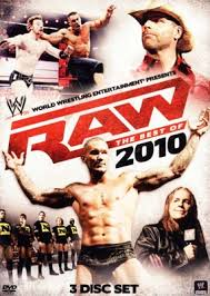 WWE: Raw - The Best of 2010 (3-disc) (DVD) - Laserdisken.dk - salg ... - 454075762510654