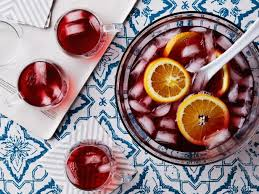 punch recipe food network