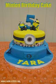 minion birthday cakes minion birthday cake bake of the week casa costello