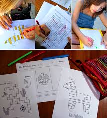 learn and celebrate cinco de mayo worksheets 10 pdfs