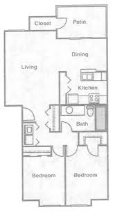 2 bedroom 1 bath floor plans index of pdf