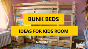 45 cool bunk beds ideas for kids room 2017 youtube 45 cool bunk beds ideas for kids room 2017