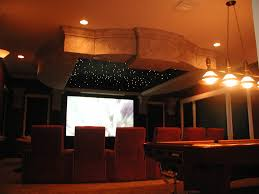 private residence multi purpose game room home theater installation