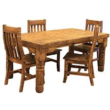 Dining Room Chairs Dallas Rustic Dining Room Set Provisionsdining Com