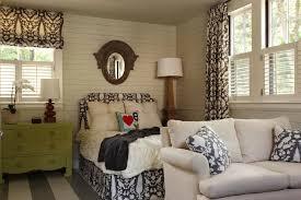schumacher design schumacher chenonceau fabric contemporary bedroom liz caan
