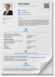 downloadable resume format resume formats in word and pdf