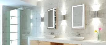 Lighted Bathroom Cabinet Bathroom Mirrored Medicine Cabinet Modern Bathroom With Corner