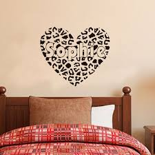 Animal Print Wall Decor Wall Decal Best Ideas For Your Room With Cheetah Print Wall