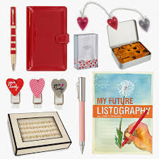 Valentine S Day Decor For The Office valentines day gift ideas for the stationery addict in your life