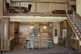 Home Design Kitchen Upstairs Barndominium Interior Pictures Barndominium Interior Design