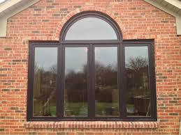 black casement windows black casement window circle top best