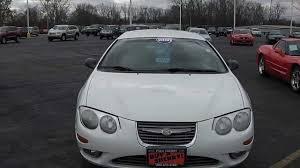 2000 chrysler 300m sedan white used car dealer dayton troy piqua