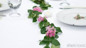 how to make a fresh flower garland in just 30 minutes
