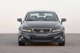 lexus sedan line fun to drive lexus is sport sedan line features updated audio for 2013