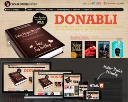 templates for bookshop book shop website builder is developed with 100 source codes and